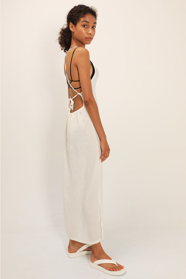 storets.com Joelle Back Strap Dress