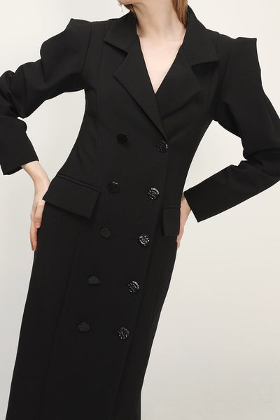 storets.com Gemma Maxi Jacket Dress