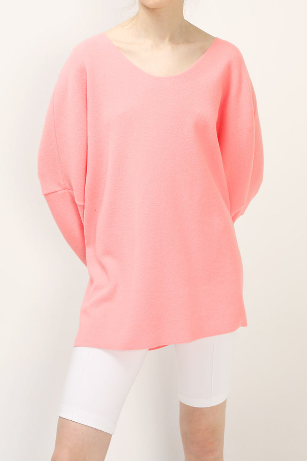 Anna Oversized Knit Top