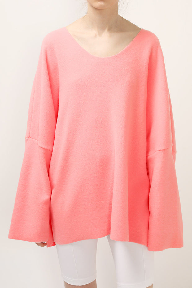 storets.com Anna Oversized Knit Top