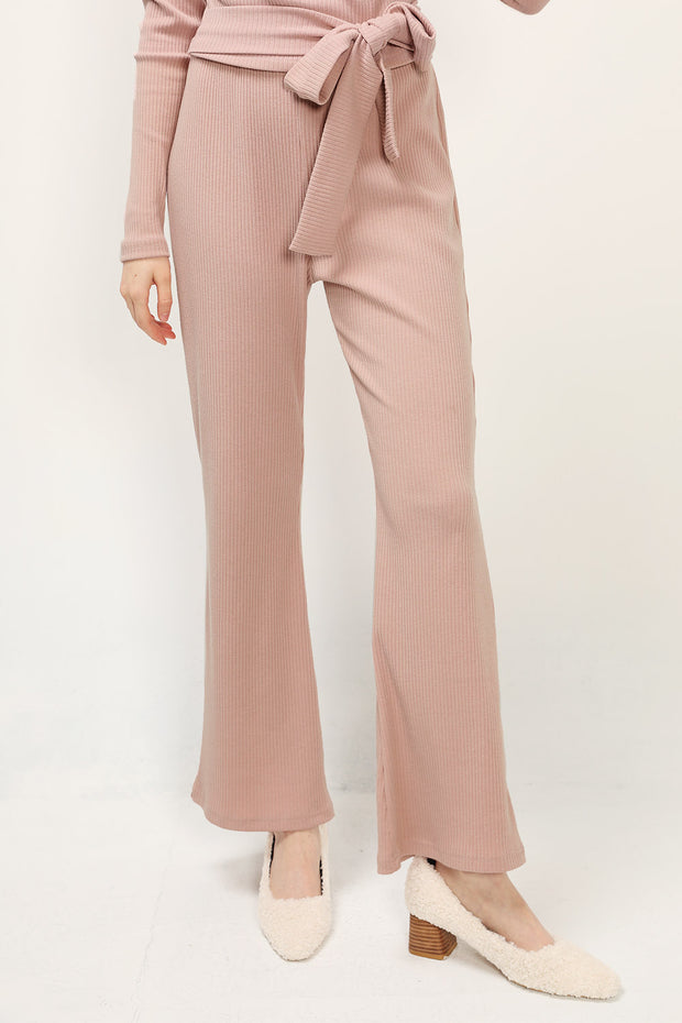 storets.com Lauren Ribbed Wide Pants