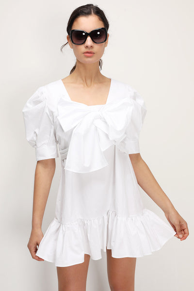 storets.com Amaris Ribbon Tiered Dress