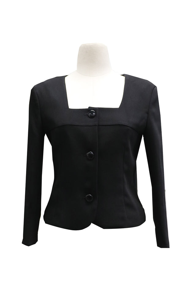 Lucy Square Neck Jacket