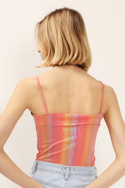 Thea Multi Color Tank Top