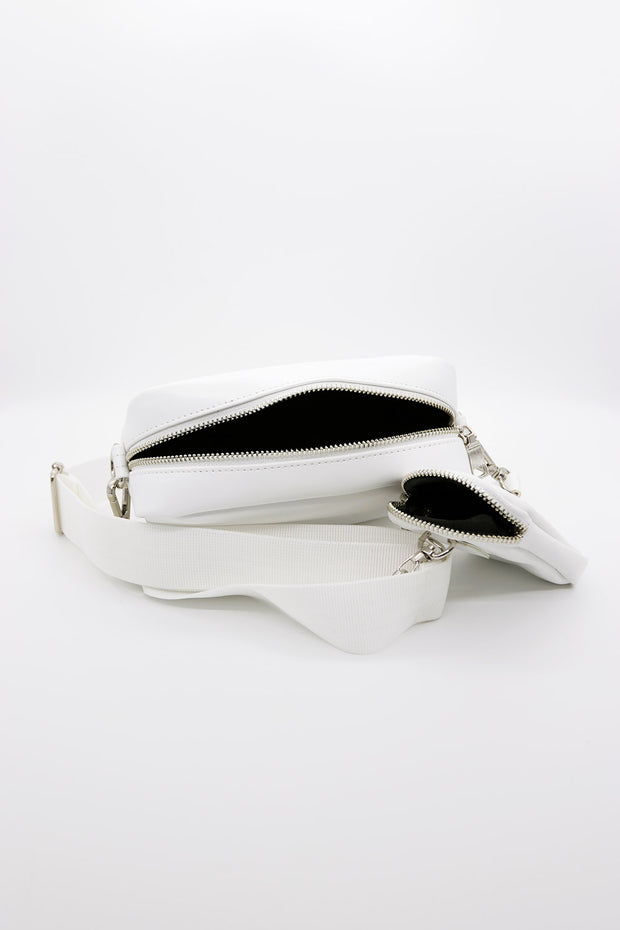 Multi-Pocket Cross Bag