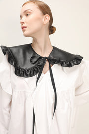 storets.com Cali Detachable Pleather Collar