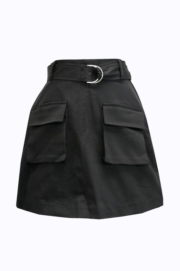 Ariana Utility Pocket Skirt