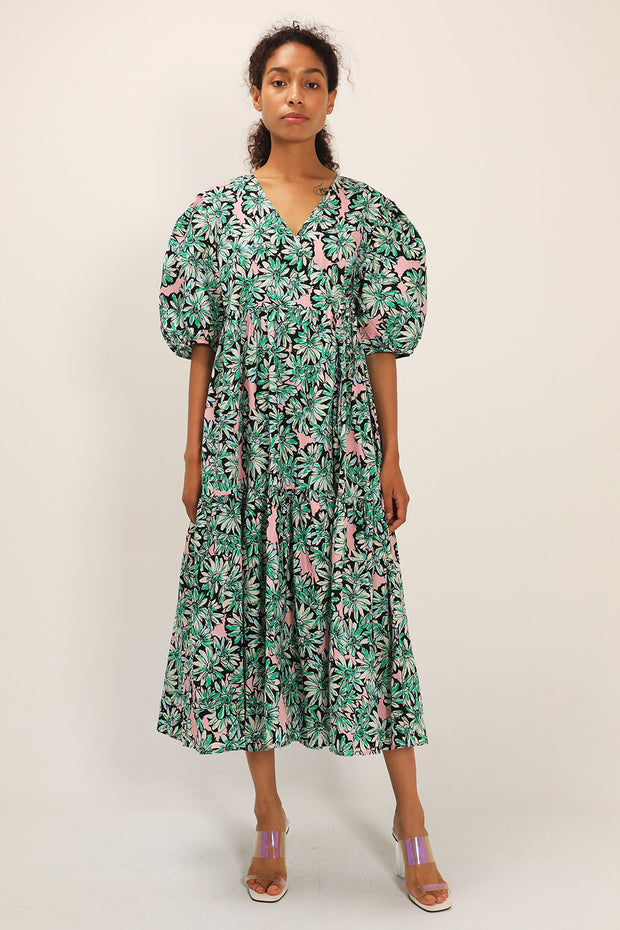 storets.com Adalyn Floral Maxi Dress