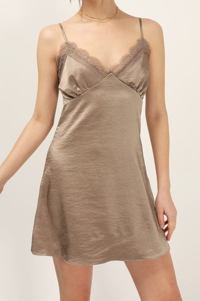 storets.com Lennox Lace Cami Slip Dress