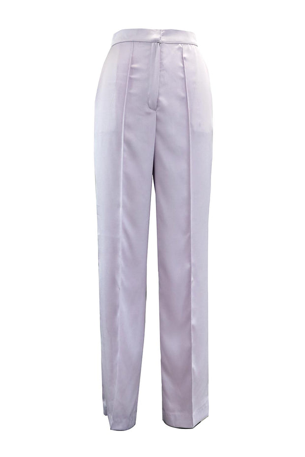 Lena Satin Pintuck Pants