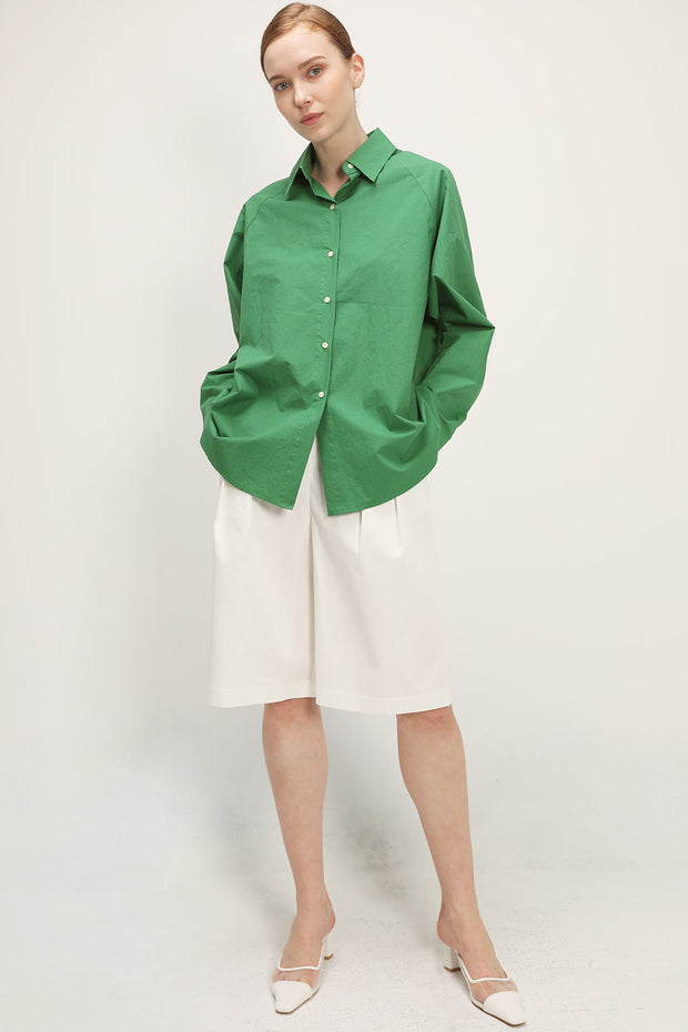 storets.com Marley Oversized Button Down Shirt