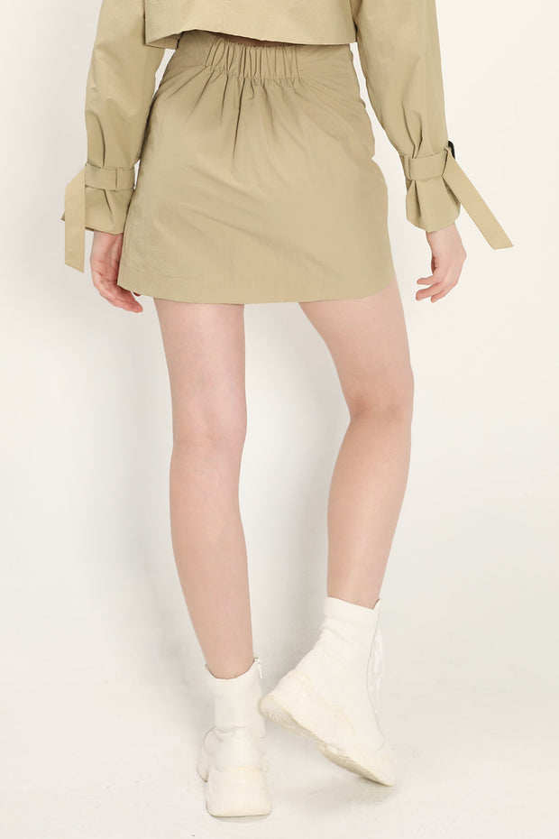 storets.com Bianca Button Down Skirt
