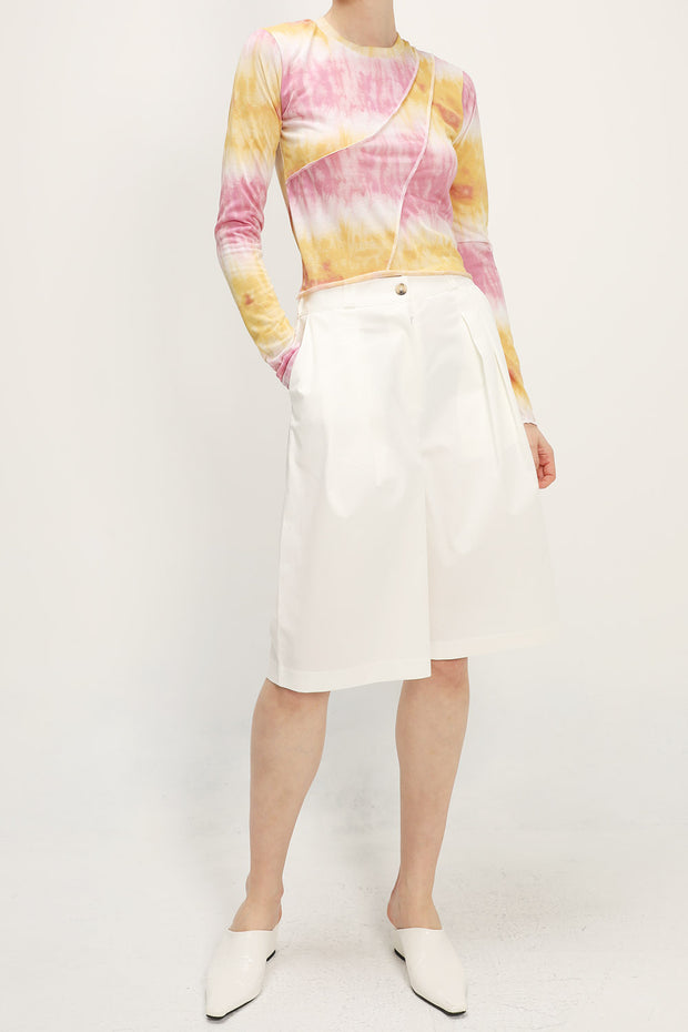 storets.com Camille Tie Dye Cropped Top
