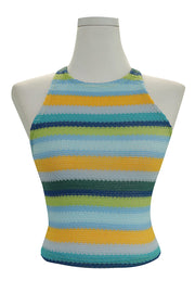 Leah Rainbow Striped Tank