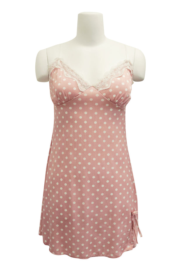Zoey Polka Dot Cami Dress
