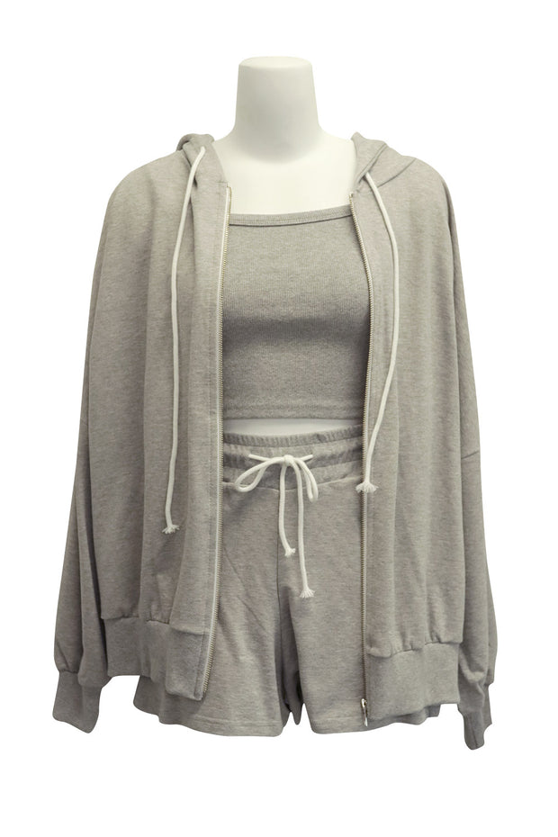 Emily Hoodie Lounge 3-Piece Set