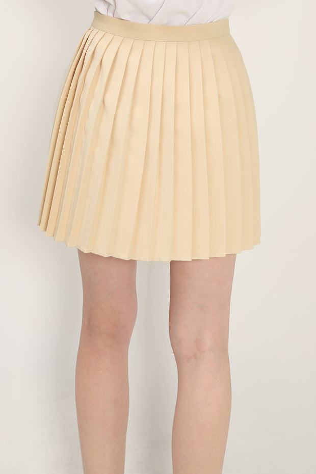 storets.com Lilly Pleated Skirt