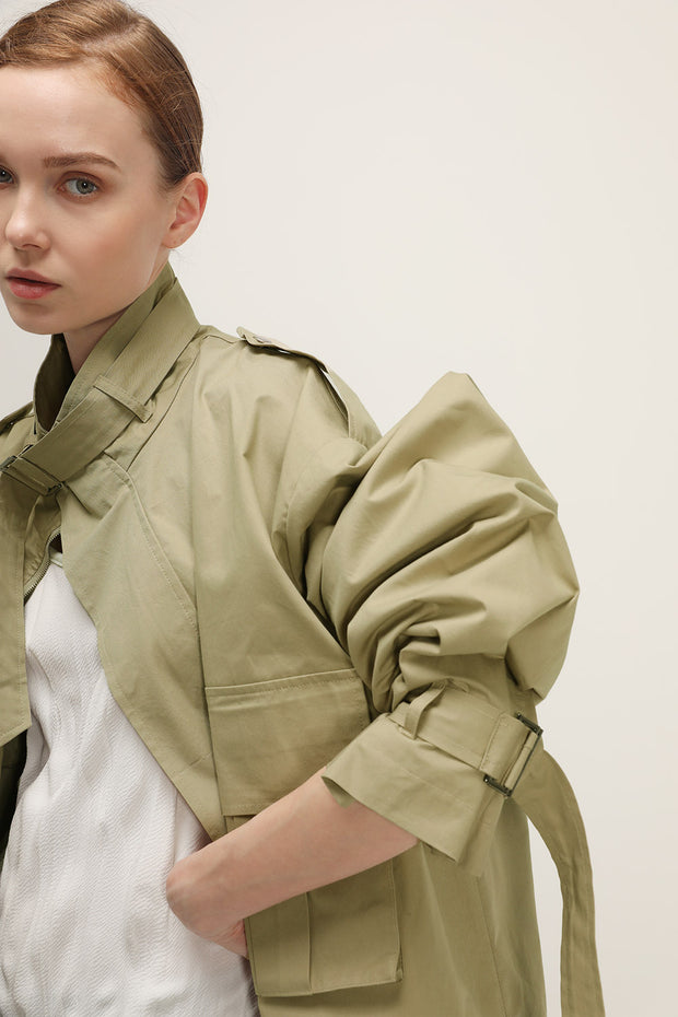storets.com Daniela Pocket Detail Safari Jacket