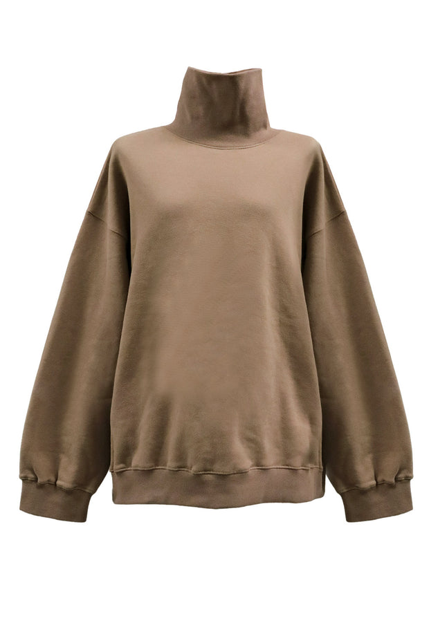 storets.com Delaney High Neck Sweatshirt