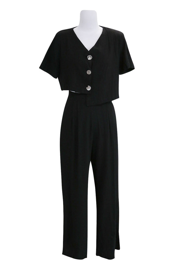 Andrea 2-Piece Pants Suit Set