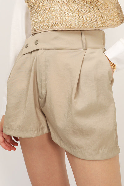 Ellie Wrap Effect Shorts