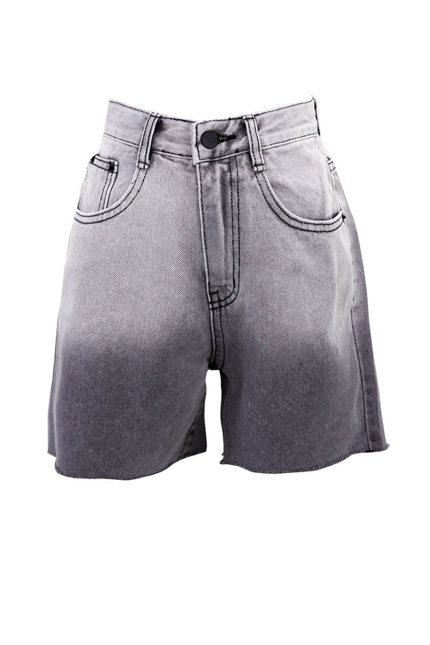 storets.com Kendall Gradient Denim Shorts