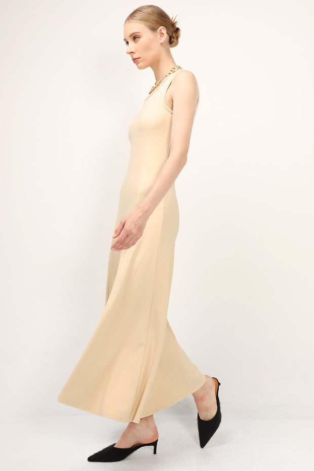 storets.com Josephine Sleeveless Maxi Dress