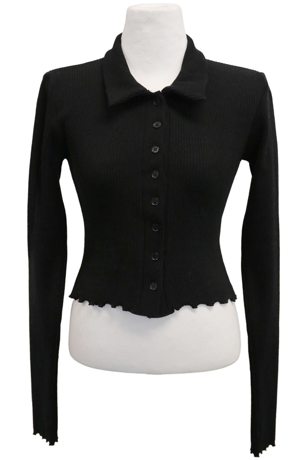storets.com Layla Slim Fit Collar Top