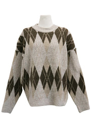 storets.com Avery Argyle Sweater