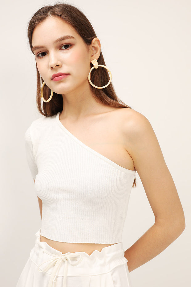 Peyton One Shoulder Top