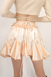 storets.com Kelly Satin Angelic Skort
