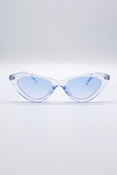 storets.com Cat Eye Acrylic Frame Sunglasses