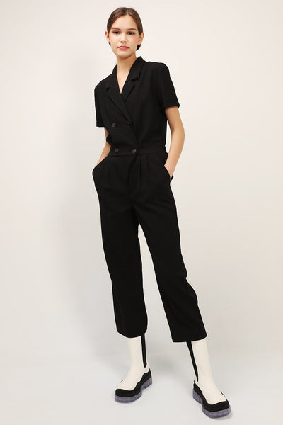 Ember Double Breasted Jumpsuit