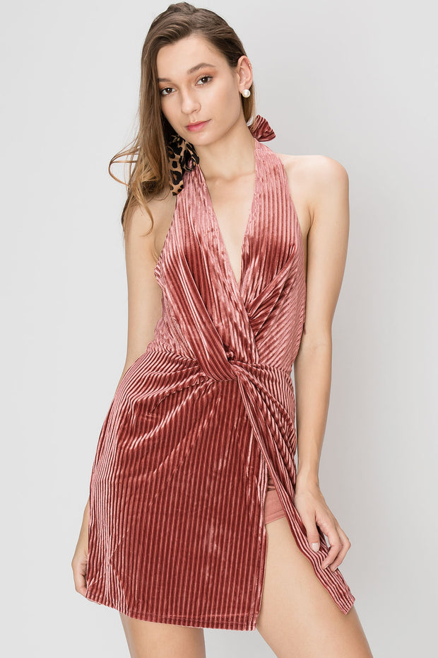 storets.com Tabitha Velvet Dress