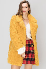Sibyll Cozy Collared Coat