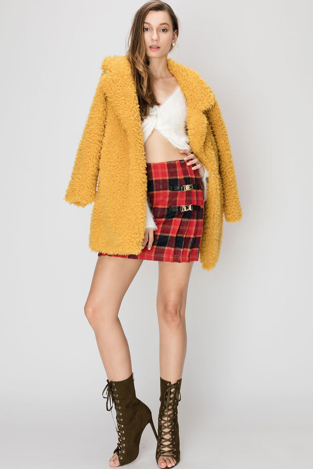 storets.com Sibyll Cozy Collared Coat