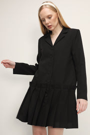 storets.com Aniyah Pleated Shirt Jacket