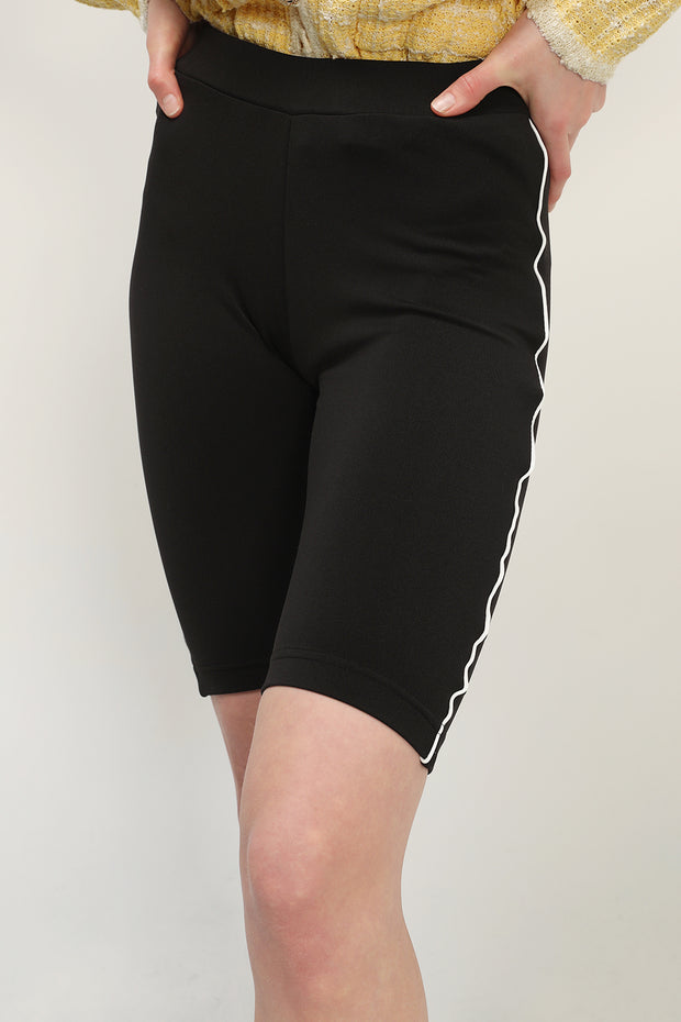 storets.com Kate Side Line Biker Shorts