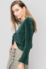 storets.com Sabrina Twisted Sweater-2 Colors