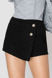 Paula Buttoned Skort-3 Colors