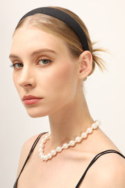 storets.com Multi Layered Strand Pearl Necklace