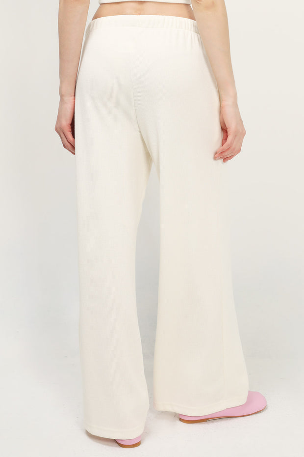 storets.com Kelly Ribbed Wide Leg Pants
