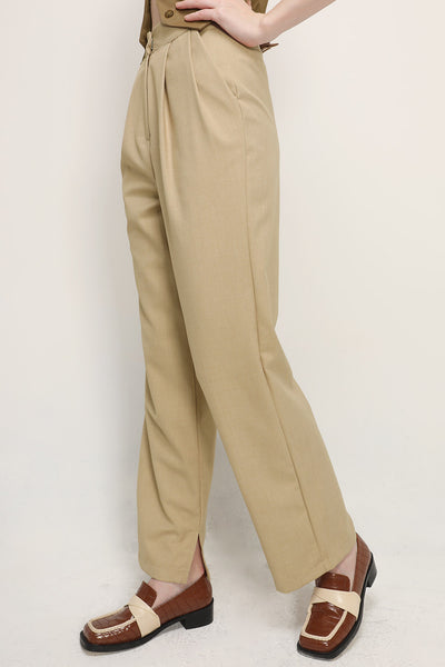 storets.com Madison Pintuck Wide Leg Pants
