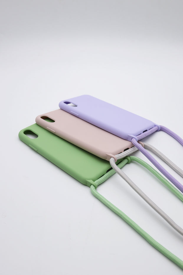storets.com Pastel iPhone Strap Case