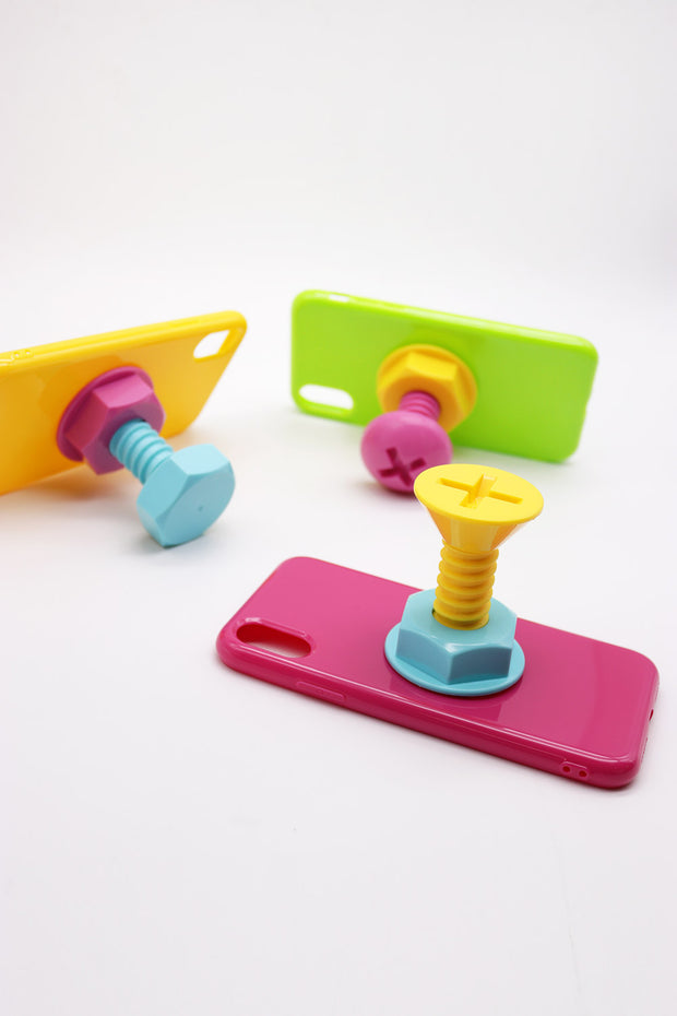 storets.com Screw Grip Holder Phone Case