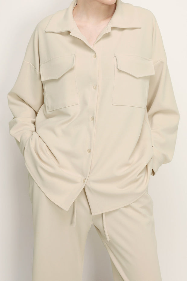 storets.com Haven Pocket Detail Shirt