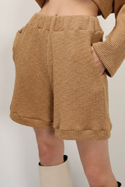 Alice Ribbed Shorts