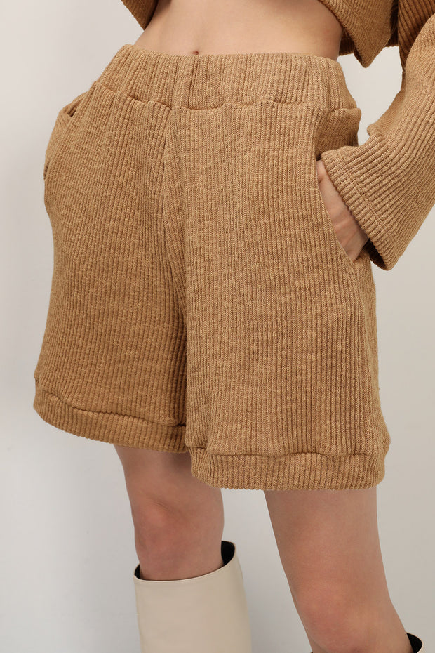 storets.com Alice Ribbed Shorts