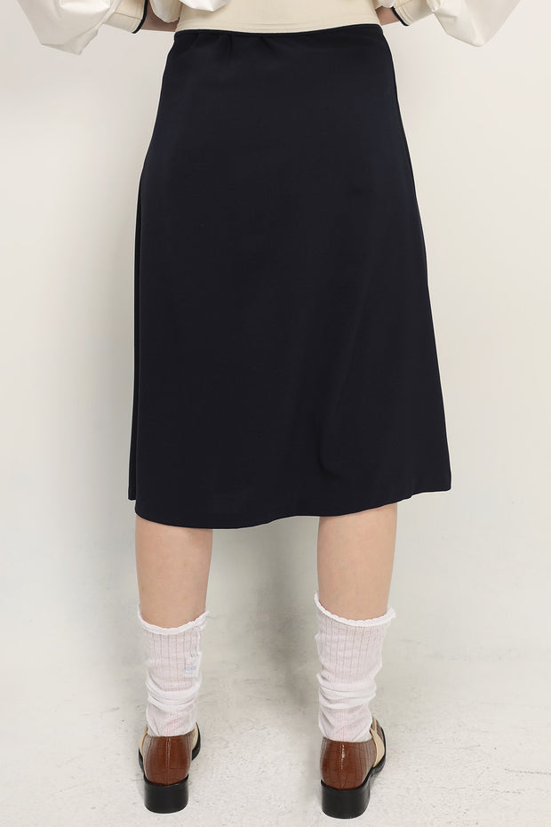 storets.com Brianna Pleated Midi Skirt