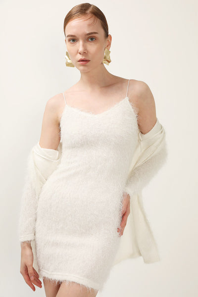 storets.com Eliana Fuzzy Cami Dress